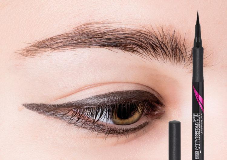 Лайнер для глаз Maybelline New York Hyper precise allday — отзывы