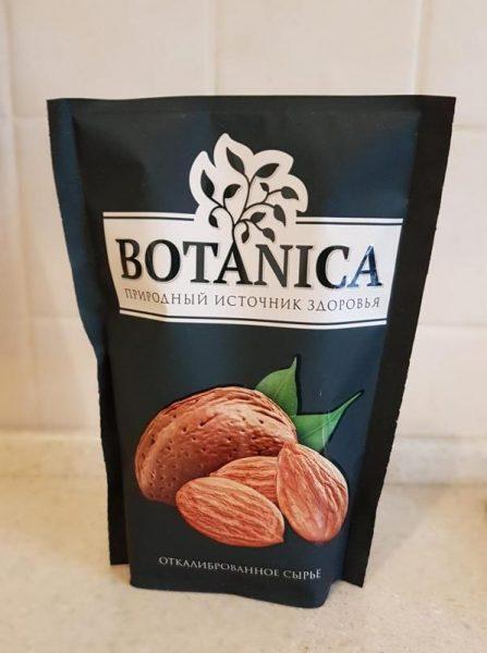 Миндаль Botanika — отзывы