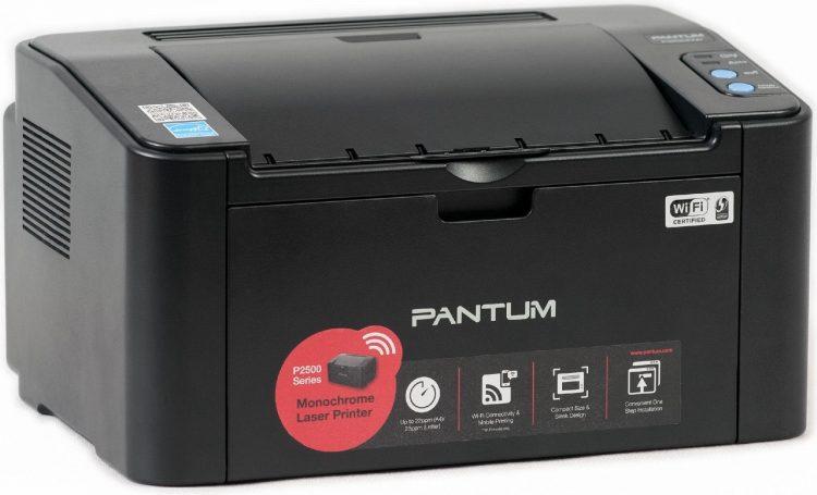 Лазерный принтер Pantum P2500W — отзывы
