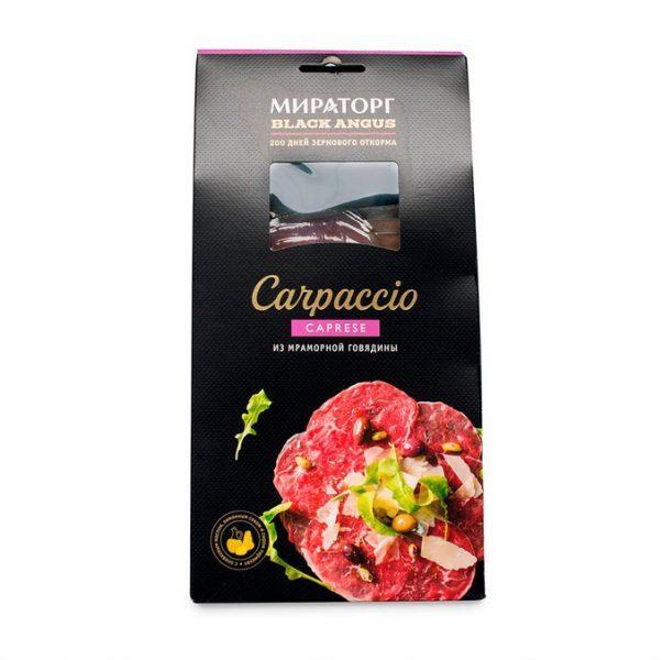 Карпаччо Caprese Мираторг — отзывы