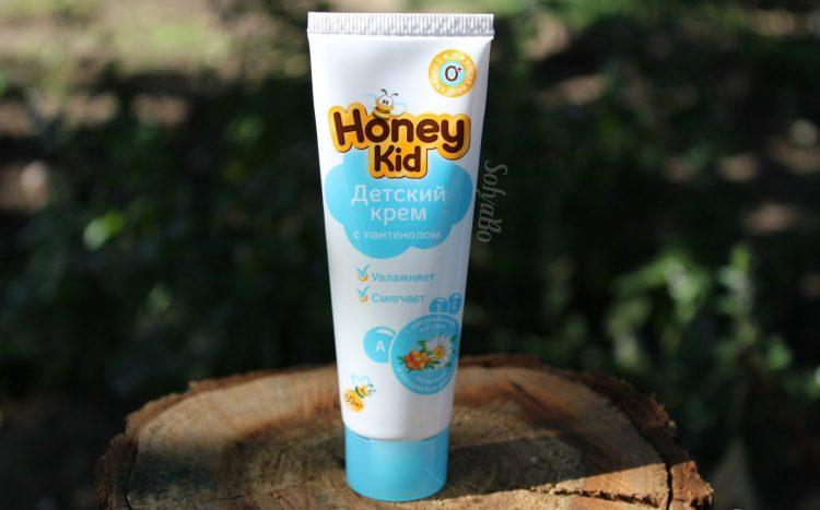 Детский крем Honey Kid — отзывы