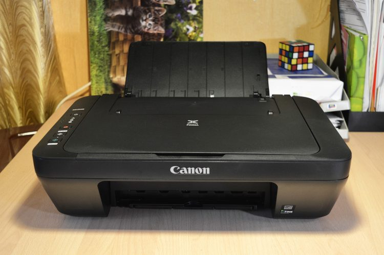 МФУ Canon Pixma MG2540 — отзывы