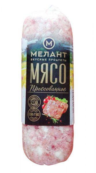 Мясо прессованное заливное вареное Мелант Вкусные продукты — отзывы