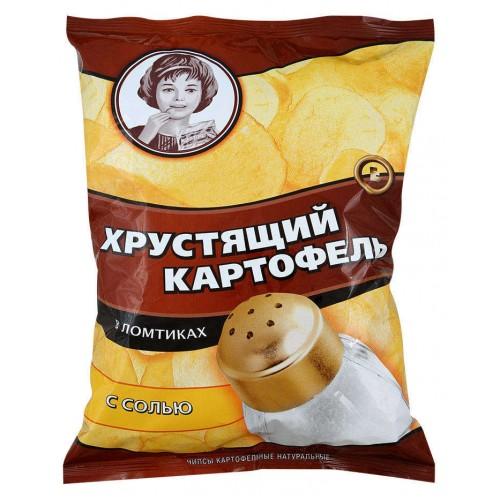 Картофель хрустящий Московский картофель — отзывы