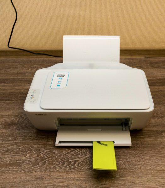 МФУ HP Deskjet 2130 — отзывы