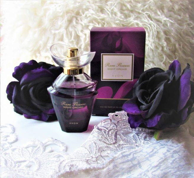 Парфюмерная вода Avon Rare Flowers Night Orchid — отзывы