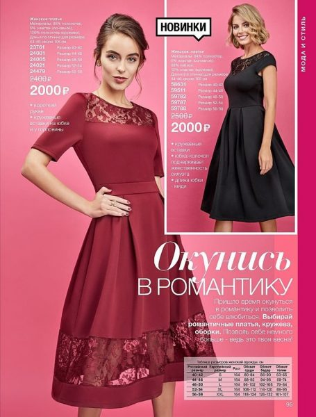 Женское платье Avon — отзывы