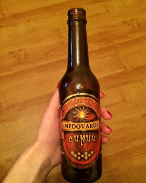 Медовый напиток Медоварус Хмельной мед — отзывы