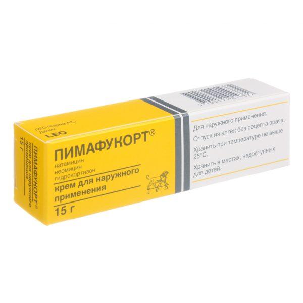 Крем для наружного применения Astellas Пимафукорт — отзывы