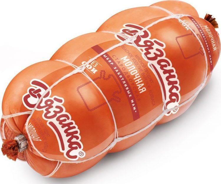 Колбаса Стародворские колбасы Молочная Вязанка — отзывы