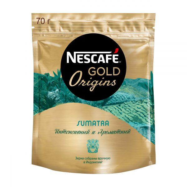 Кофе растворимый Nescafe gold Origins sumatra — отзывы