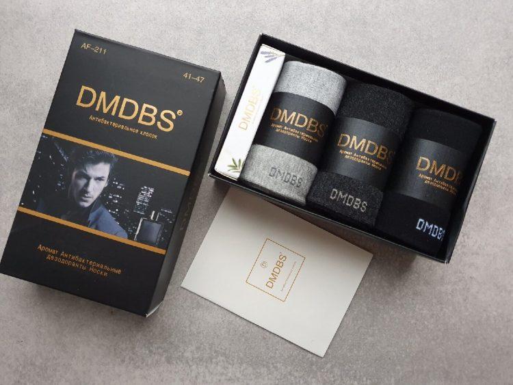 Носки мужские DMDBS — отзывы