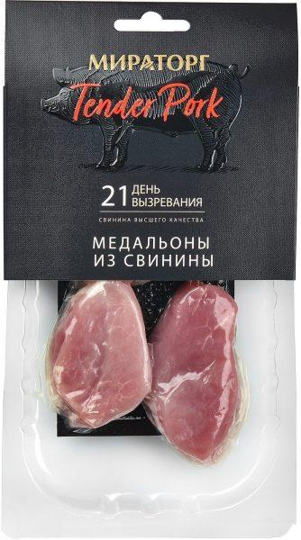 Медальоны из свинины Мираторг Tender Pork — отзывы