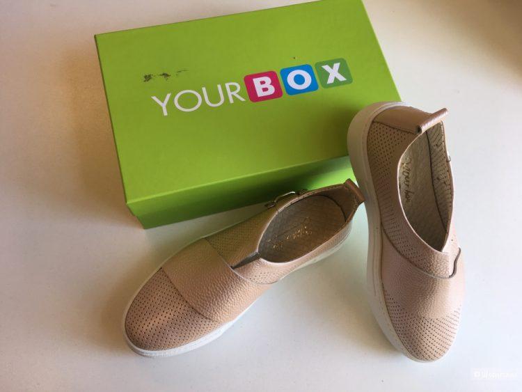 Женская обувь YourBox — отзывы