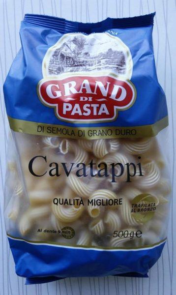 Макаронные изделия Макфа Grand di pasta Cavatappi — отзывы