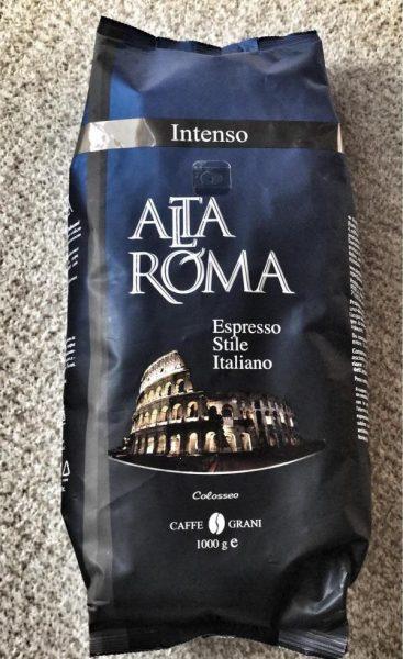 Кофе молотый Almafood Alta Roma Espresso Stile Italiano — отзывы