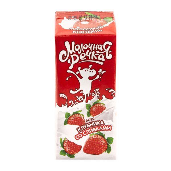 Молочный коктейль Молочная речка — отзывы