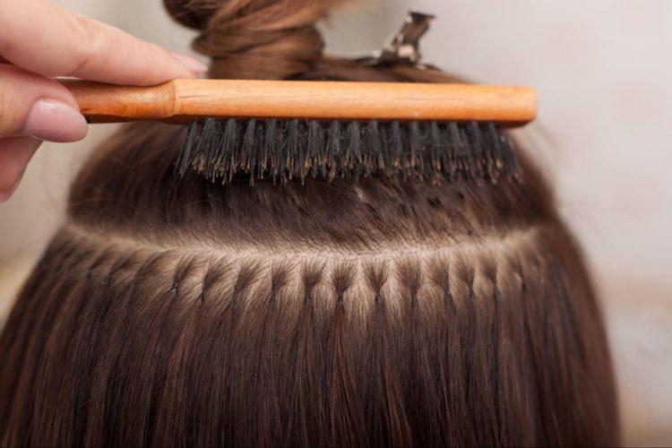 Микрокапсульное наращивание волос — отзывы