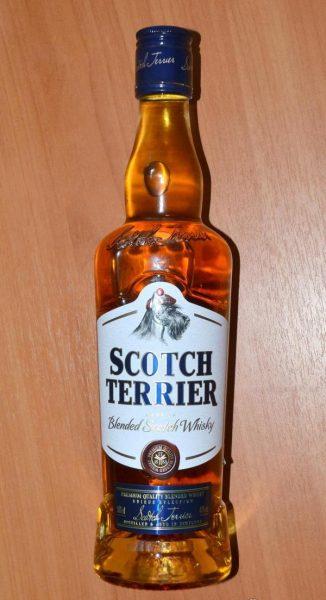 Купажированный виски Альянс 1892 Scotch Terrier — отзывы