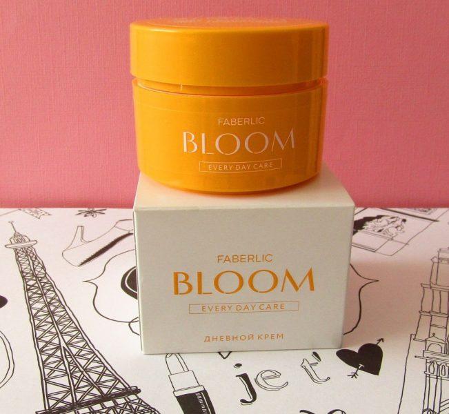 Дневной крем для лица Faberlic Bloom — отзывы