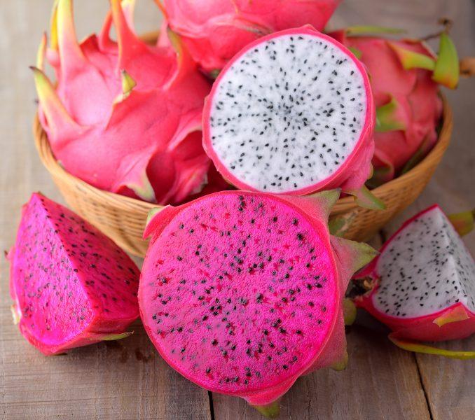 Питахайя (Драконовый фрукт) — отзывы