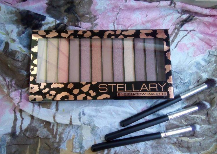 Палетка теней для век Stellary Eyeshadow Pallete 12 цветов — отзывы