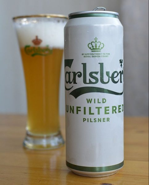 Пиво Carlsberg Wild Unfiltered Pilsner — отзывы
