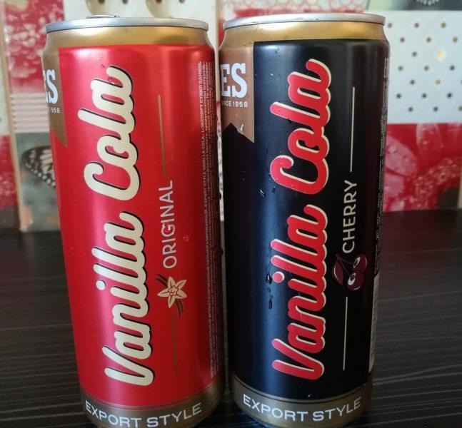 Напиток безалкогольный Дал Export Style Vanilla Cola — отзывы