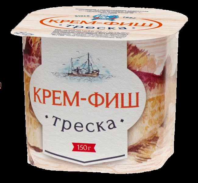 Паста рыбная Европром Крем-фиш треска — отзывы