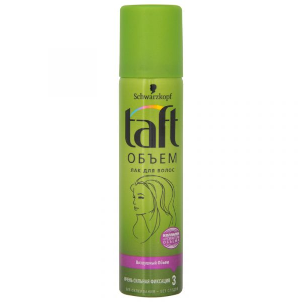 Лак для волос Schwarzkopf Taft Воздушный объем — отзывы