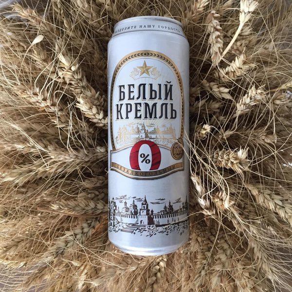 Пиво Татспиртпром Белый Кремль — отзывы