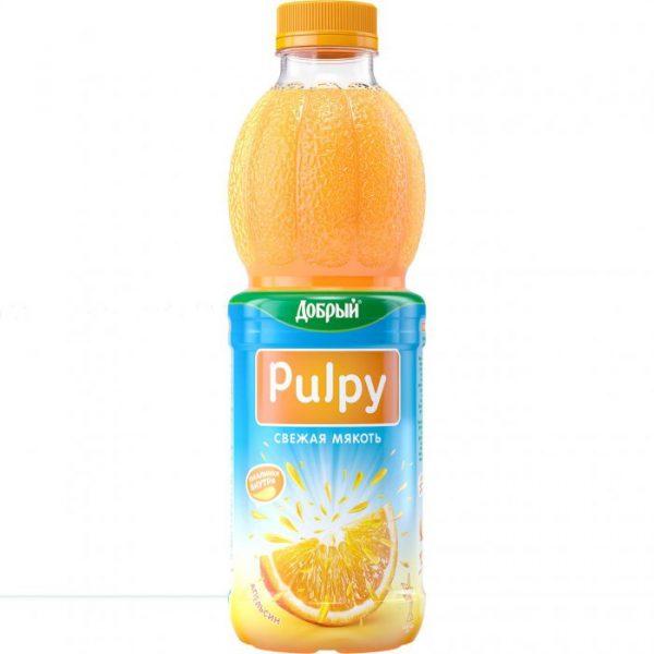Напиток Добрый Pulpy — отзывы
