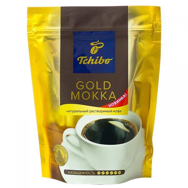 Натуральный растворимый кофе Tchibo Gold Mokka — отзывы