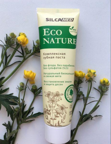 Зубная паста Silca med Eco Nature — отзывы