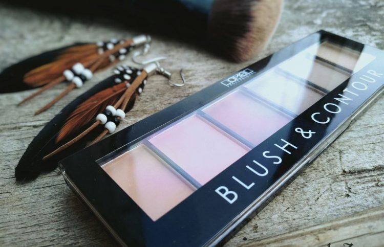 Палетка для макияжа Lamel Professional Blush & Contour — отзывы