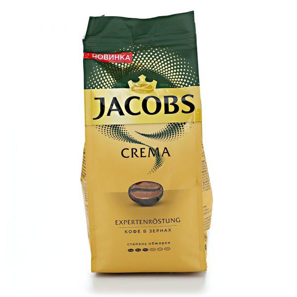 Кофе Jacobs Monarch crema в зернах — отзывы