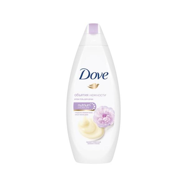 Крем-гель для душа Dove Сливочная ваниль и пион — отзывы