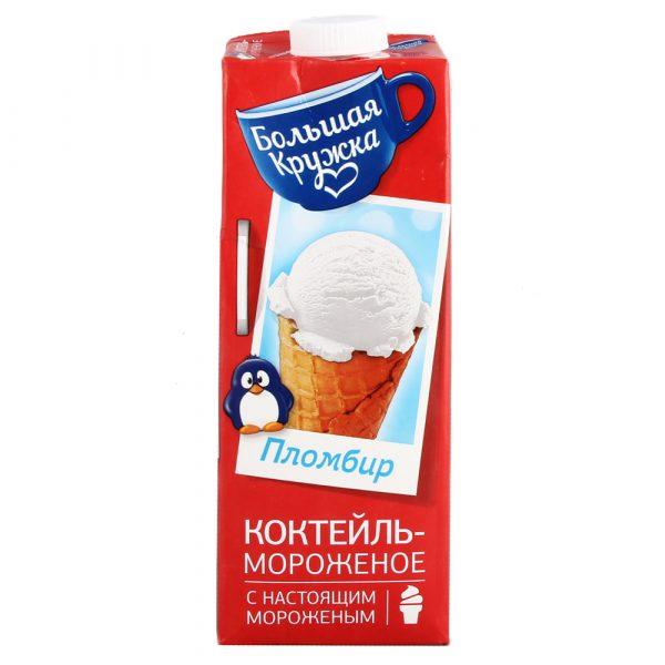 Коктейль-мороженое Большая кружка — отзывы