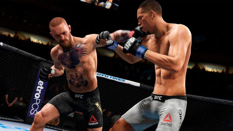 Игра для PS 4 UFC 3 (2018) — отзывы