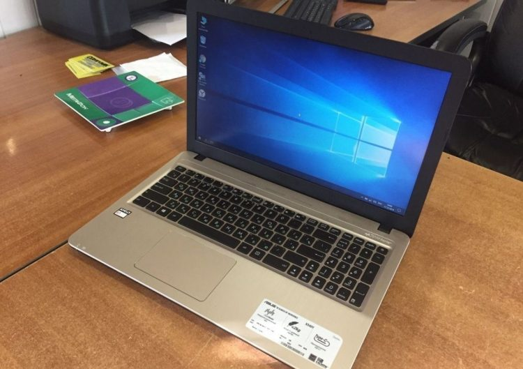 Ноутбук Asus x540y — отзывы