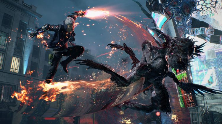 Игра для PC Devil May Cry 5 (2019) — отзывы