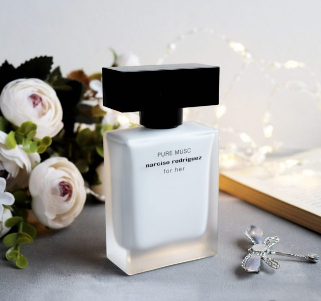 Парфюмерная вода Narciso Rodriguez Pure Musc — отзывы