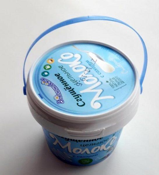 Сгущенное молоко Белмолпродукт Волоконовское цельное с сахаром — отзывы