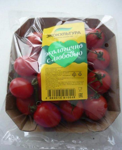 Томаты свежие Овощи Ставрополья Экокультура — отзывы