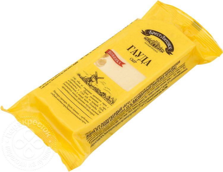 Сыр полутвердый Брест-Литовск Гауда — отзывы