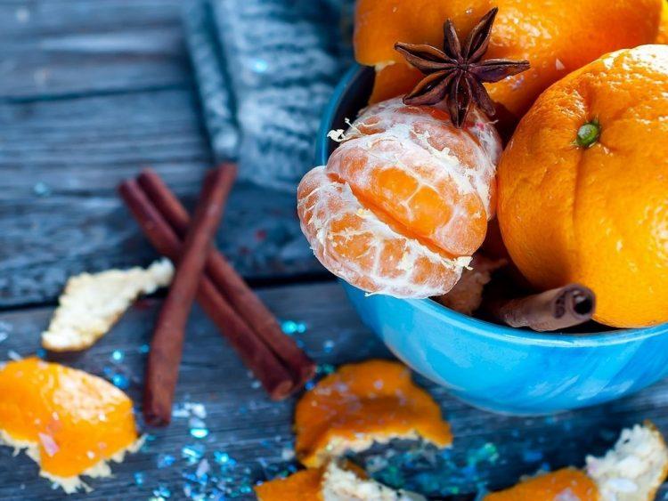 Разгрузочный день на мандаринах — отзывы