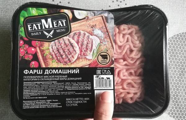 Фарш Eat Meat Домашний — отзывы