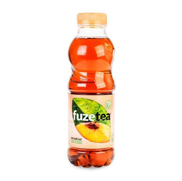 Холодный черный чай Fuze Tea — отзывы