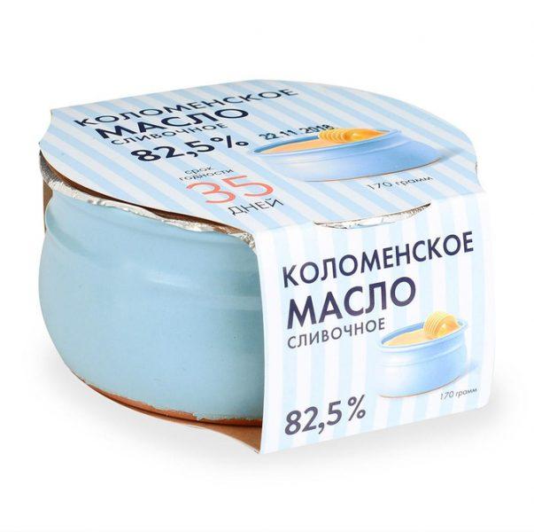 Сливочное масло Коломенское молоко Коломенское — отзывы