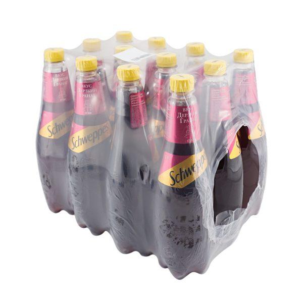 Сильно газированный безалкогольный напиток Schweppes Дерзкий Гранат — отзывы